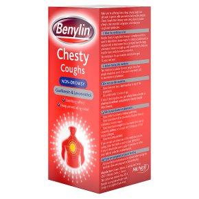 Benylin Chesty Cough Non Drowsy