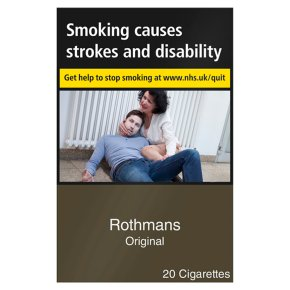 Rothmans Original TT