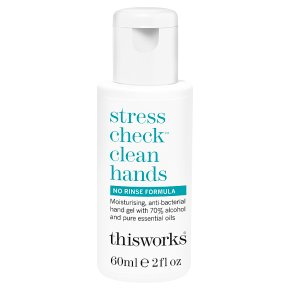 This Works Stress Clean Hands Gel