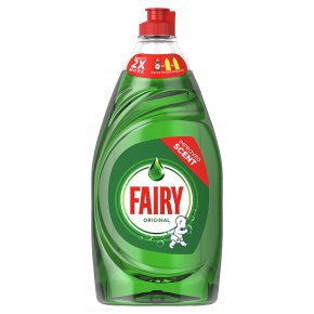 Fairy Original with Lift Action Washing Up Liquid