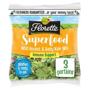 Florette Power of Wild Rocket & Baby Kale Salad