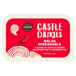 Castle Dairies Welsh Spreadable