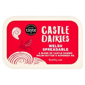 Castle Dairies Welsh Spreadable
