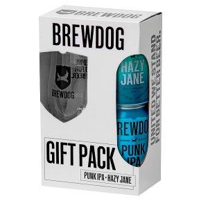 Brewdog Gift Pack Punk IPA & Hazy Jane