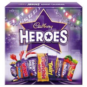 Cadbury Heroes Chocolate Advent Calendar
