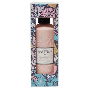 Morris & Co Pink Clay Body Lotion