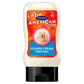 Santa Maria Soured Cream Topping