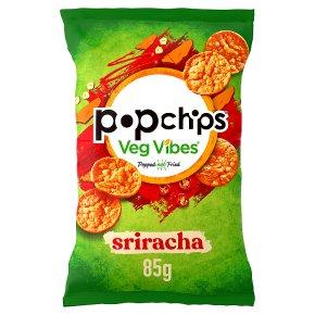 Popchips Veg Vibes Sriracha