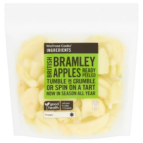 Cooks' Ingredients Sliced British Bramley Apples