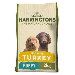 Harringtons Turkey & Rice Puppy