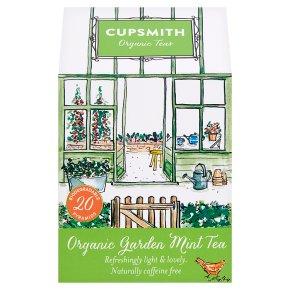 Cupsmith Organic Garden Mint Tea 20s
