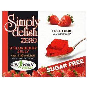 SDelish Zero Strawberry Jelly