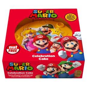 Mario Celebration Cake