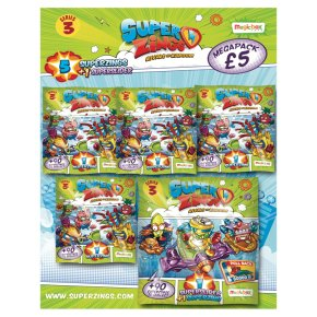 Superzings 3 Mega Pack