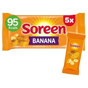 Soreen 5 Lunchbox Loaves Banana