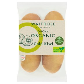Waitrose Duchy Gold Kiwi Fruit