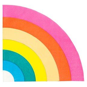 Talking Tables Rainbow Napkins