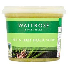 Waitrose Pea & Ham Hock Soup