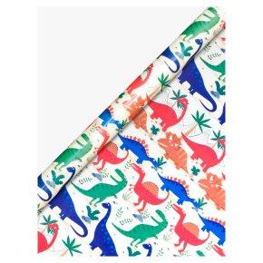 John Lewis Dinosaurs Roll 3m