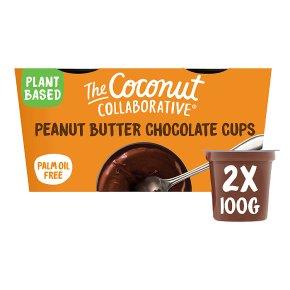 The Coconut Collaborative Peanut Butter Cups