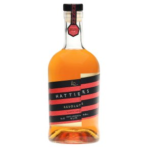 Hattiers Resolute Blended Aged Navy Strength Rum