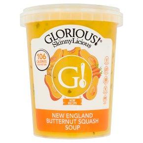 Glorious! New England Butternut Squash