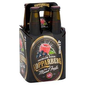 Kopparberg Mixed Fruits Sparkling Fruit Cider Sweden