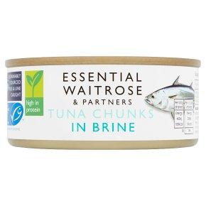 Essential MSC Tuna Chunks in Brine
