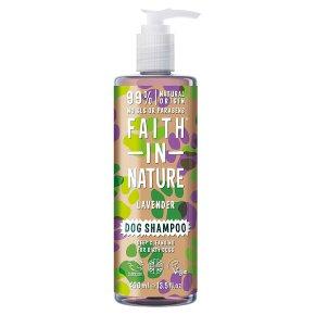 Faith In Nature Lavender Dog Shampoo
