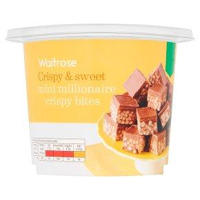 Waitrose Mini Millionaire Crispy Bites