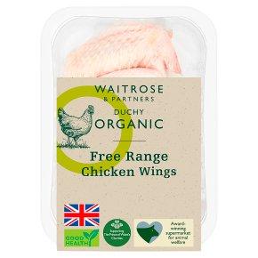 Duchy Organic Free Range Chicken Wings