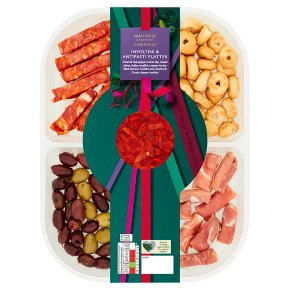 Waitrose Christmas Involtini & Antipasti Platter