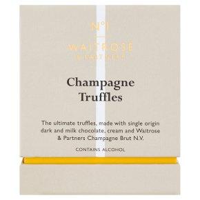 No.1 Champagne Truffles