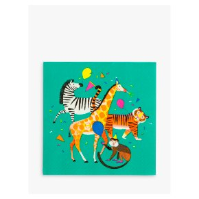 Talking Tables Party Animals Napkins