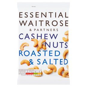 Essential Cashew Nuts Roasted and Salted