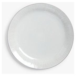 John Lewis Leckford Dinner Plate 28cm