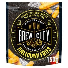Brew City Halloumi Fries