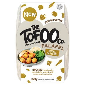The Tofoo Co Falafel Middle Eastern