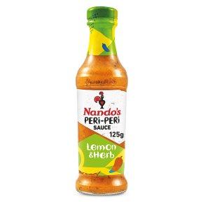 Nando's Lemon Peri-Peri Sauce