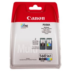 Canon PG560/CL561 Multipack Ink