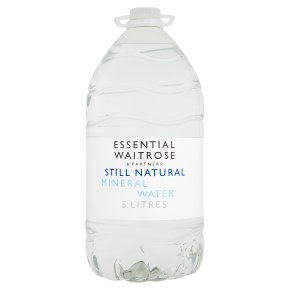 Essential Still Natural Mineral Water