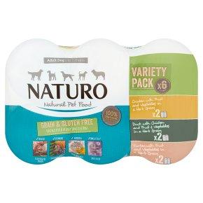 Naturo Variety Pack in Gravy
