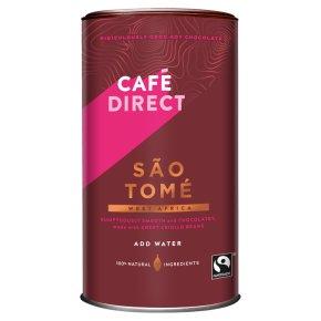 Cafédirect Fairtrade São Tomé Instant Hot Chocolate