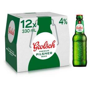 Grolsch Premium Pilsner Beer