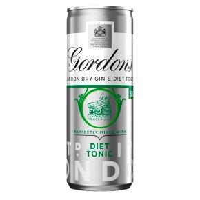 Gordon's Gin & Diet Tonic