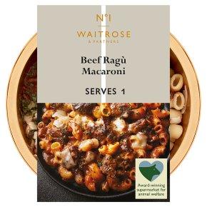 No.1 Beef Ragu Macaroni