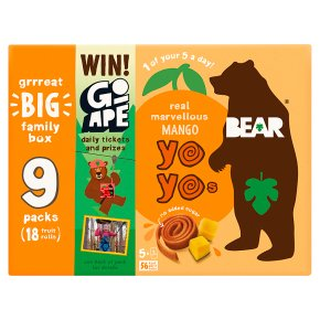 BEAR Yo Yos Mango