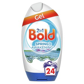 Bold 2 in 1 Spring Awakening Gel 24 washes
