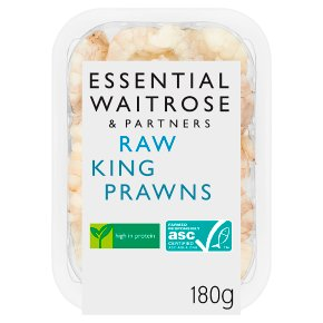 Essential Raw King Prawns ASC