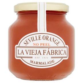 La Vieja Fábrica Seville Orange No Peel Marmalade
